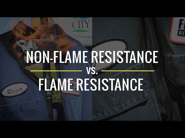 A CITY Experiment | Flame Resistance