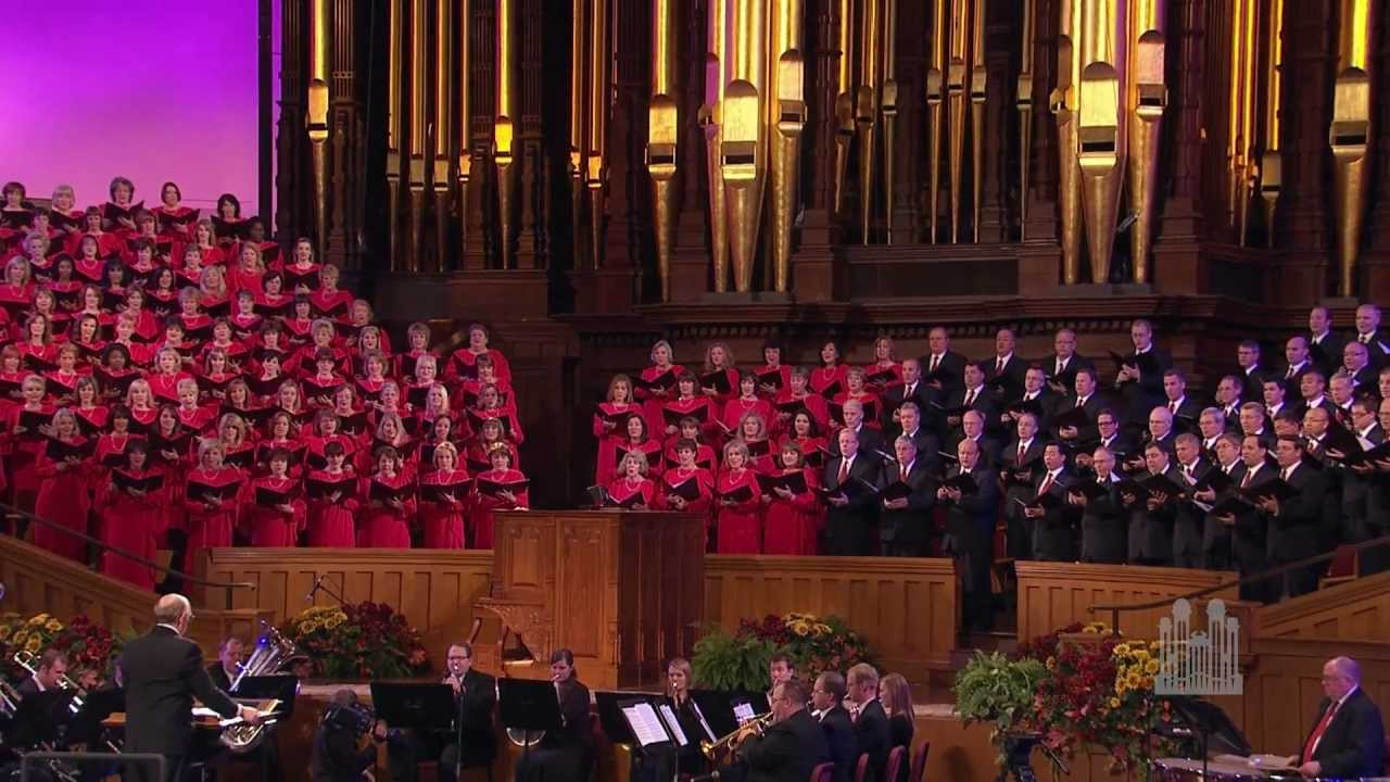 Nearer, My God, to Thee - Mormon Tabernacle Choir
