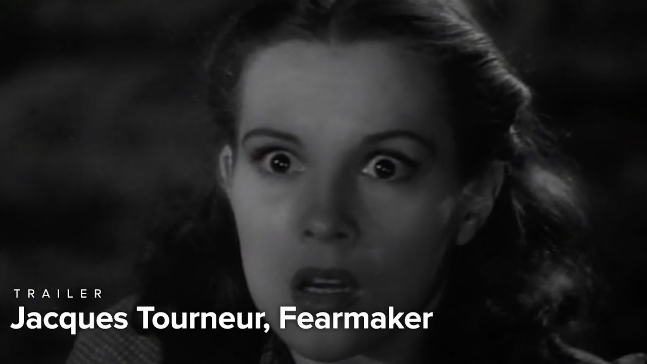 Jacques Tourneur, Fearmaker | Trailer | Dec. 14-Jan. 3