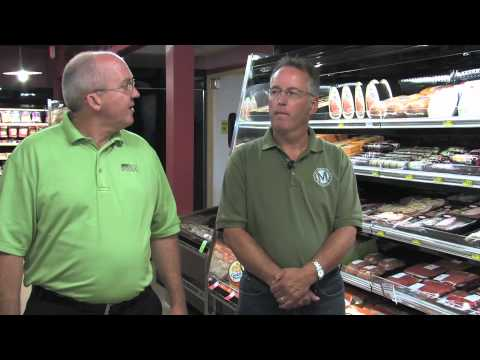WAM Remote System - Using the System in a Grocery or Convenience Store