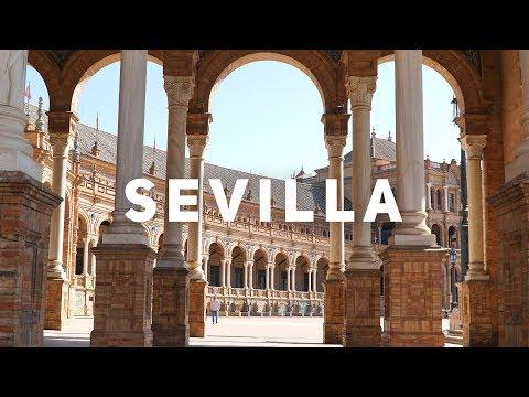 SEVILLA, ¿LA CIUDAD MÁS BONITA DEL MUNDO? [ESPAÑA] 4K | enriquealex