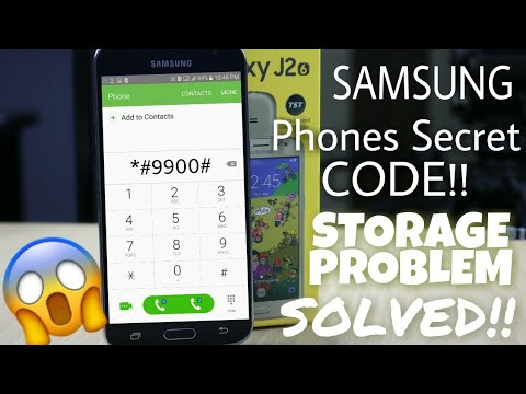 New Secret Code to Increase INTERNAL STORAGE for any SAMSUNG Phone