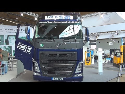 Volvo FH 500 4x2 Tractor Truck (2016) Exterior And Interior