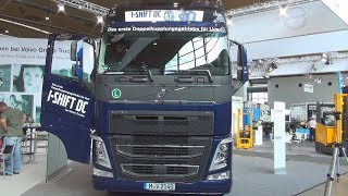 Cover images Volvo FH 500 4x2 Tractor Truck (2016) Exterior and Interior