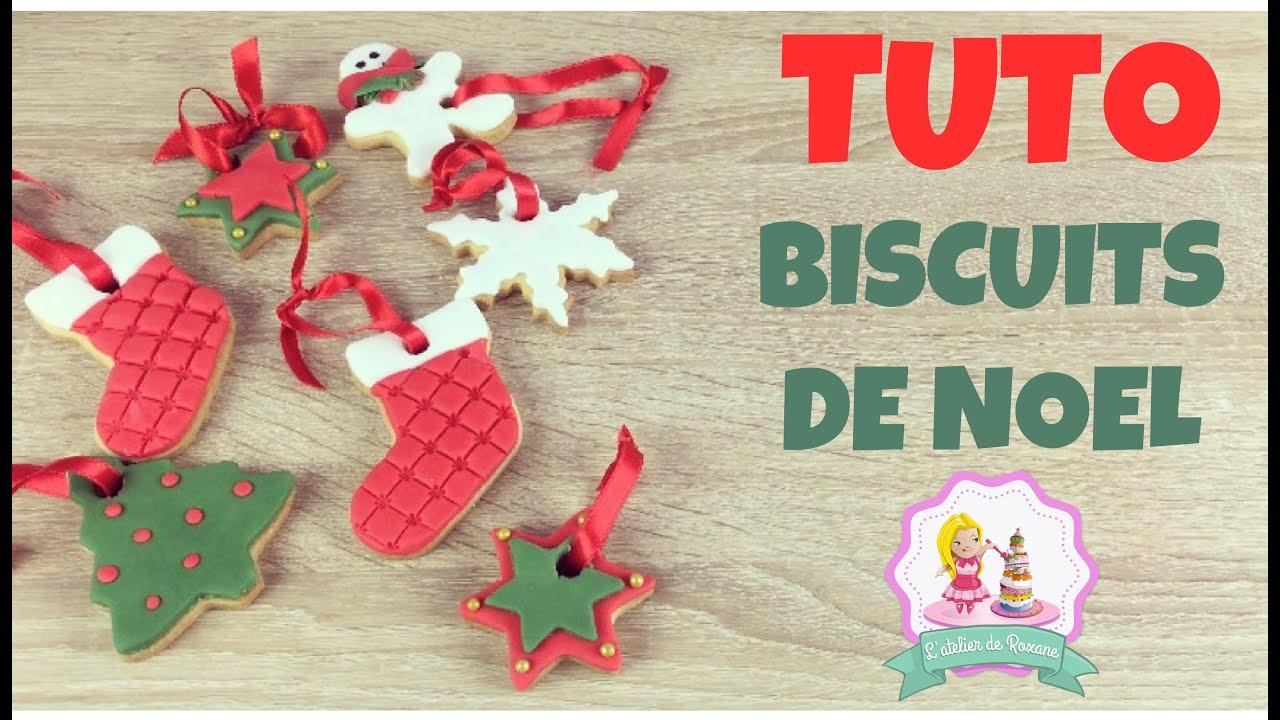 Decoration Biscuit Noel.Recette De Noel Les Biscuits Christmas Cookies