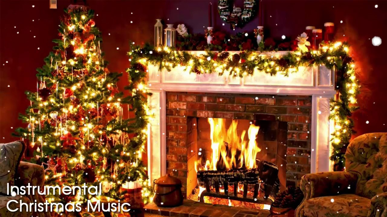 Christmas Relaxing Piano Collection Instrumental Christmas Music Christmas Piano Traditional Youtube