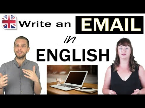 Emails in English - How to Write an Email in English - Busin