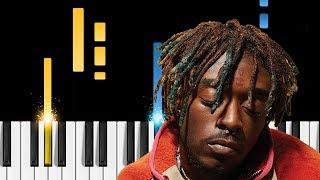 Lil Uzi Vert - XO Tour Llif3 - Piano Tutorial / Piano Cover