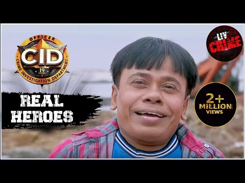 Will Daya Reveal His Secret?   Part - 2   C.I.D   सीआईडी   Real Heroes