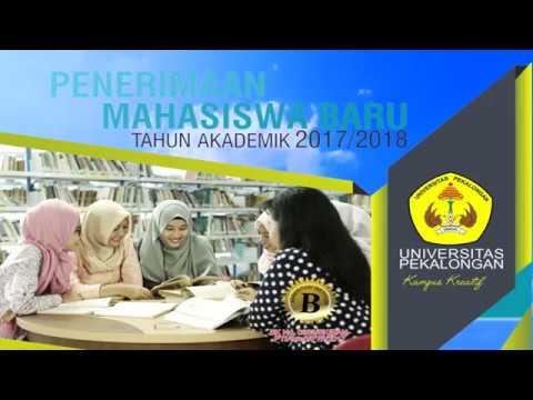 PENERIMAAN MAHASISWA BARU  UNIKAL 2017