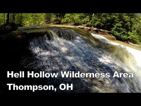 Hiking Hell Hollow | Lake Metroparks | Thompson, OH