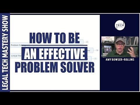 Problem Solving Skills S01E02