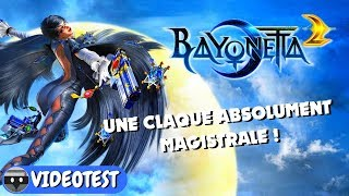 BAYONETTA 2 : une claque magistrale ! TEST SWITCH / WiiU