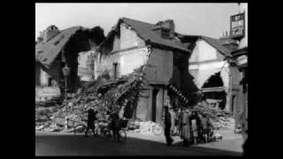 World War 2 Blitz  - Kingston Upon Hull Bomb Damage