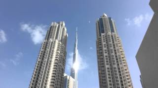 33 minutes of Burj Khalifa, Dubai, relaxing video.