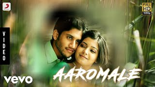 Yemaaya Chesave - Aaromale Telugu Video | Naga Chaitanya, Samantha
