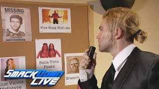 """Video Tyler Breeze continues his search for Fandango in """"Fashion Peaks"""": SmackDown LIVE, Aug. 1, 2017 download MP3, 3GP, MP4, WEBM, AVI, FLV Agustus 2017"""