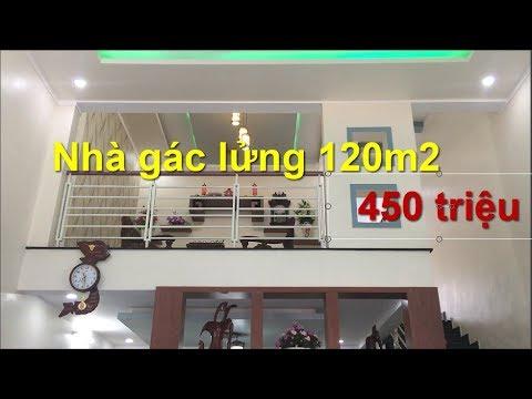 Nhà gác lửng 120m2 | Simple house