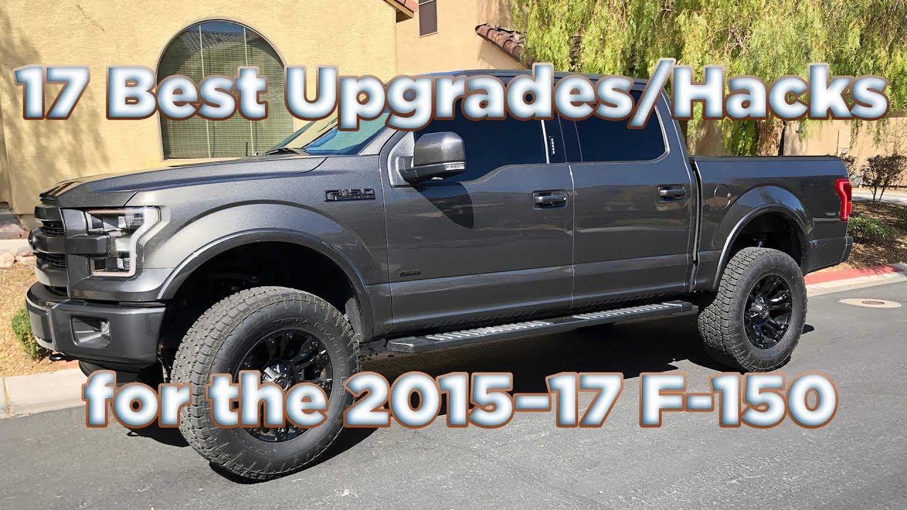 2016 F150 Upgrades Youtube