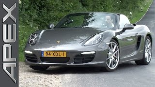 Porsche Boxster S (HD Review)