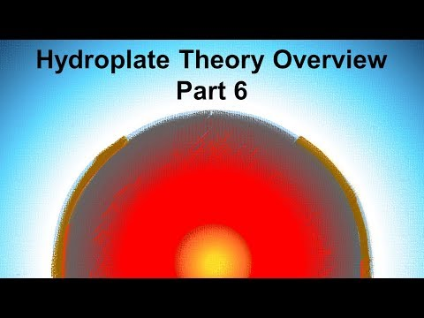 Hydroplate Theory Overview Part 6
