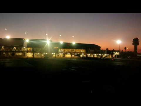 landing at leon guanajato international airport 2016/Dec