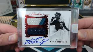 2018 Panini Flawless Baseball 2 Box Case Break #13