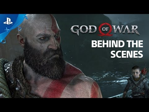 God of War - Behind the Curtain | E3 2017 Panel