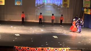 VTA Annual Day 2014 - Dance Senthamizh Then Mozhiyal