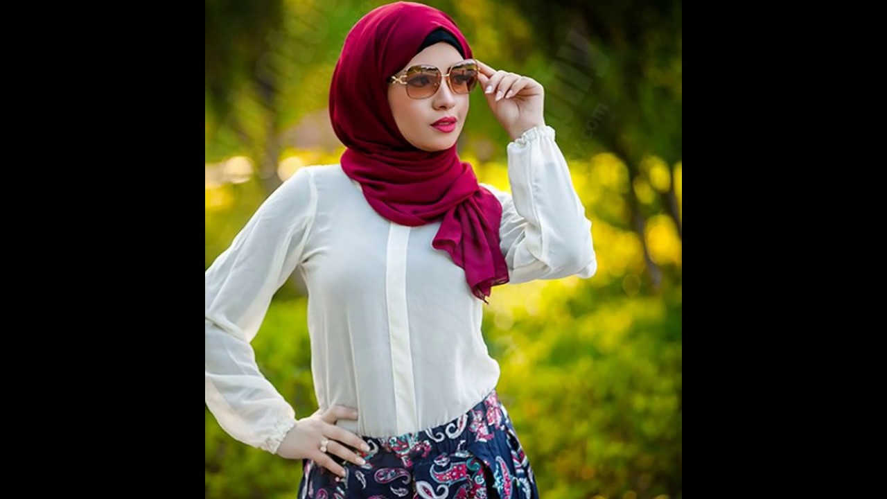 Style Fashion Girl 2017 Hijab Youtube
