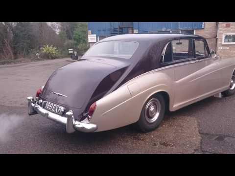 1964 Rolls-Royce Phantom V