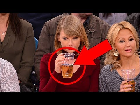 Every Time Taylor Swift References Alcohol in Reputation (Taylor Swift the Alcoholic)