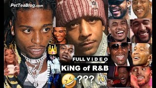 J Holiday Mistaken for Valet Hating on Jacquees King of R&B, Male Singers Go CRAZY (Video) ????♪