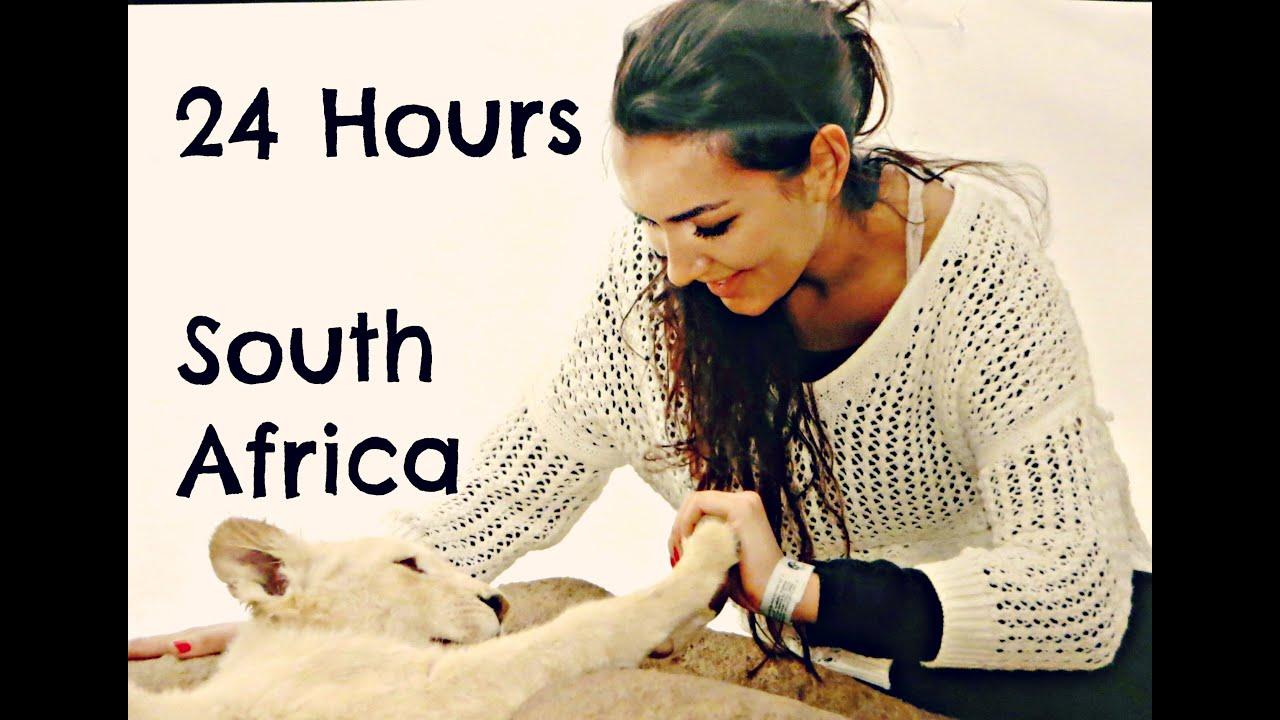 24 Hours Johannesburg South Africa Youtube