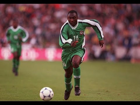 Nigeria legend Daniel Amokachi (EXCLUSIVE)
