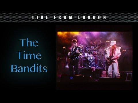 Time Bandits - Live It Up