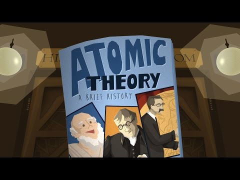 Video image: The 2,400-year search for the atom - Theresa Doud