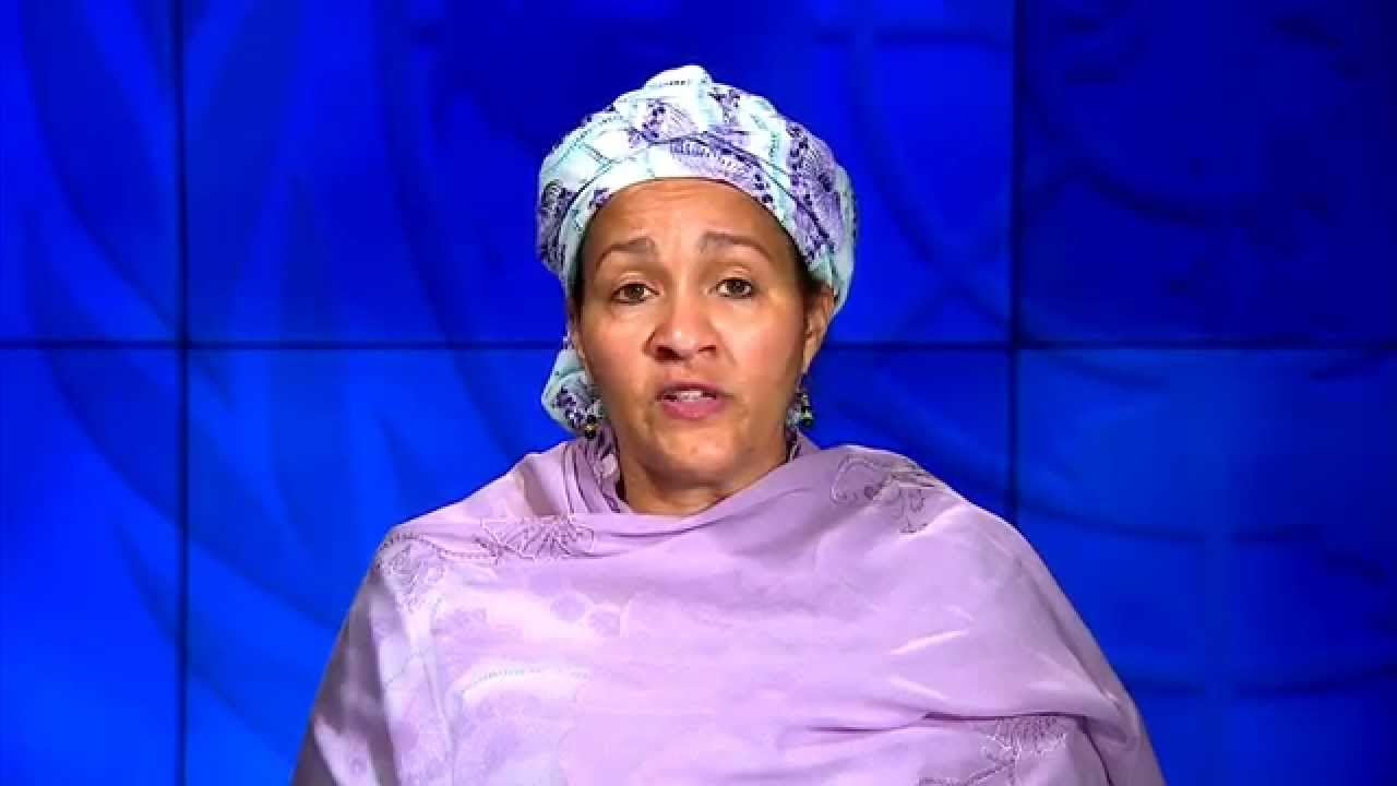 Video Message of Ms. Amina J. Mohammed for the Women Leadership Programme - WMO CG17