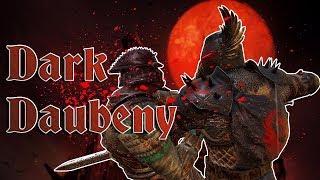 For Honor Halloween Special! | The Origin of DARK DAUBENY