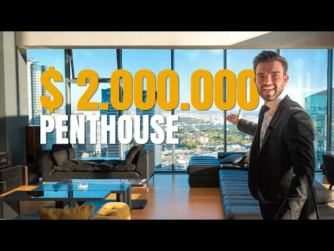 Luxurious Penthouse with Bosphorus view in Istanbul!