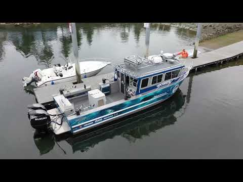 32 Dominator Custom Allied Boats