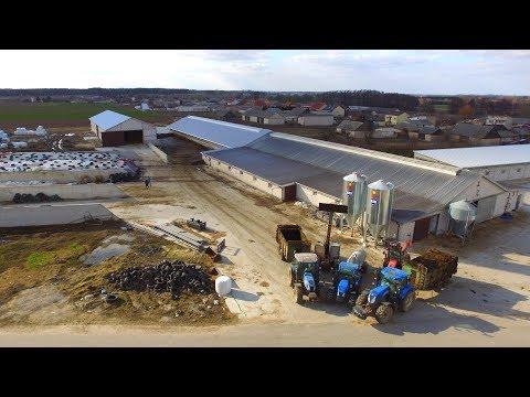 WIOSNA 2019 |Obornik & Wywóz gnojowicy 2019| New Holland T7.170 T6050 t5.105 | Gr Soszyński