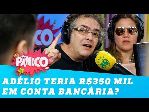 """""""Notícia que diz que Adélio teria R$350 mil em conta bancária é fake"""", alerta Tognolli"""