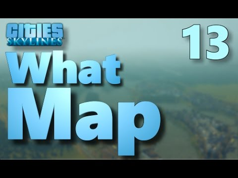 Cities Skylines - What Map? - Map Review - Part 13 | New Chicago, Darwin NT Australia, London Metro