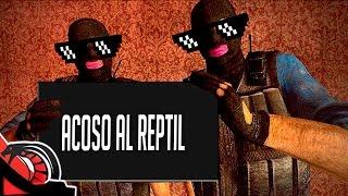 ACOSO A LA CULEBRA   GMOD - Trouble In Terrorist Town c/ None, Zellen, Lobo, Moco y Binih