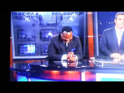 Weatherman learns what NWA stands for
