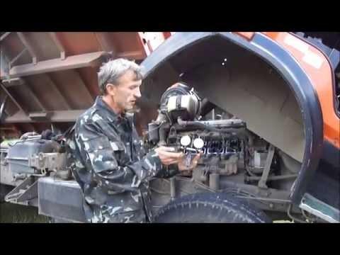 видео регулировка клапанов д240