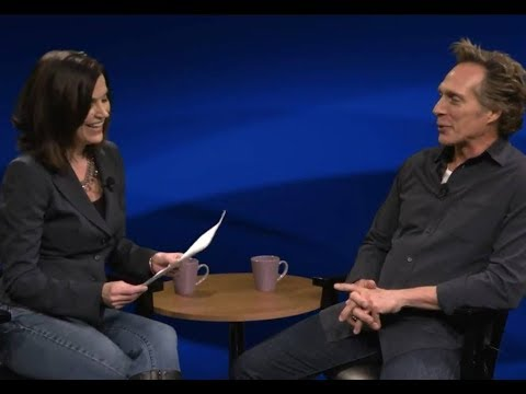 William Fichtner, an interview by Constance Caldwell