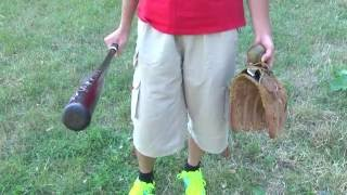 Як хмельничани грають у бейсбол?