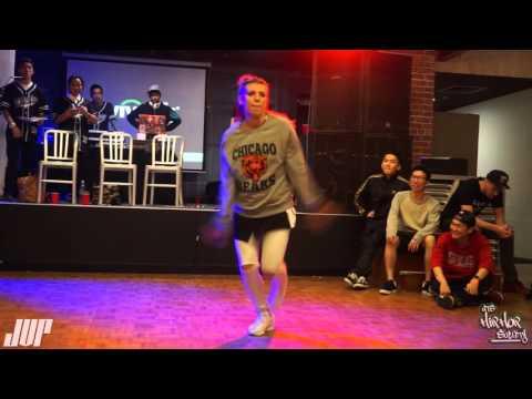 UTS Hiphop Society   Kiya (La France/FRN) Judge Showcase   Underground Knockout